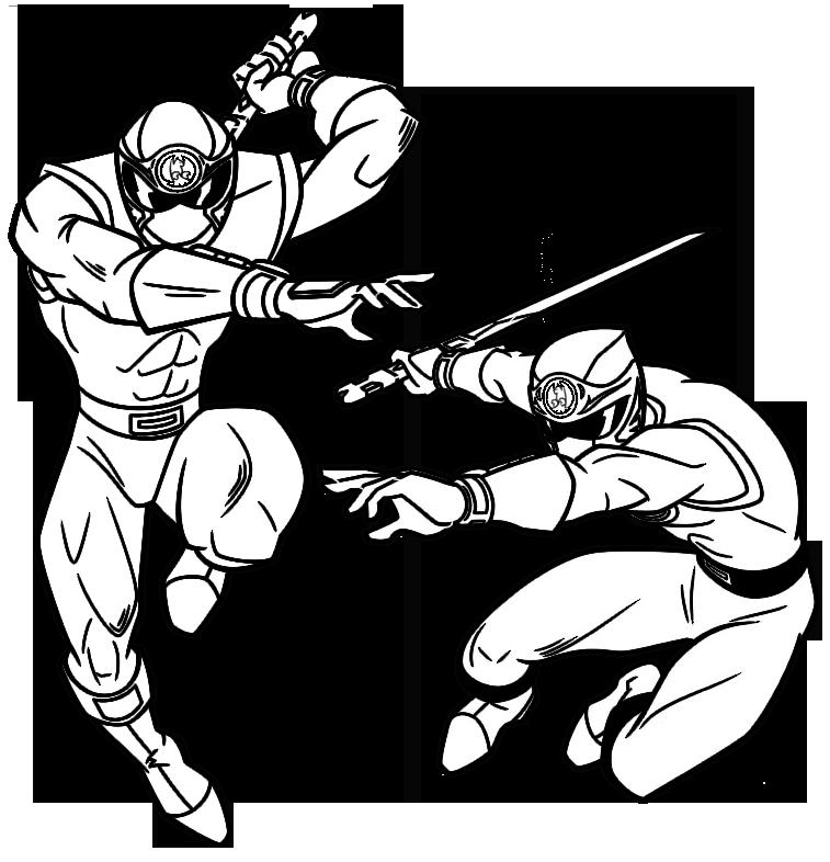 Image Of Dibujos Para Colorear E Imprimir De Power Ranger Samurai ...